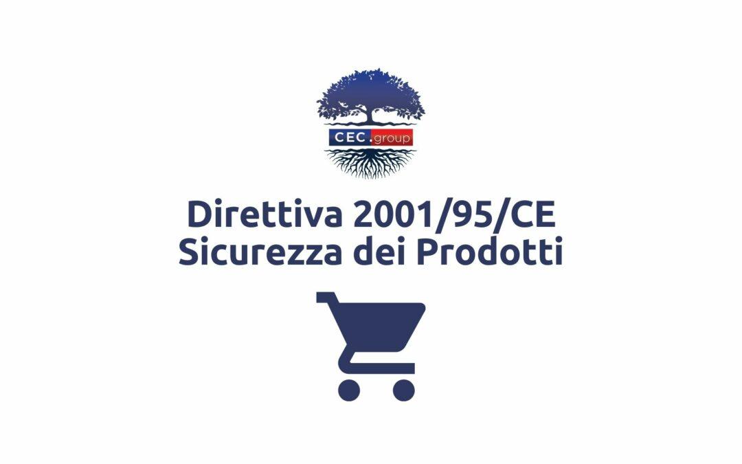 2001/*5/ce sicurezza dei prodotti