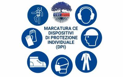 Marcatura CE dei dispositivi di protezione individuale (DPI)